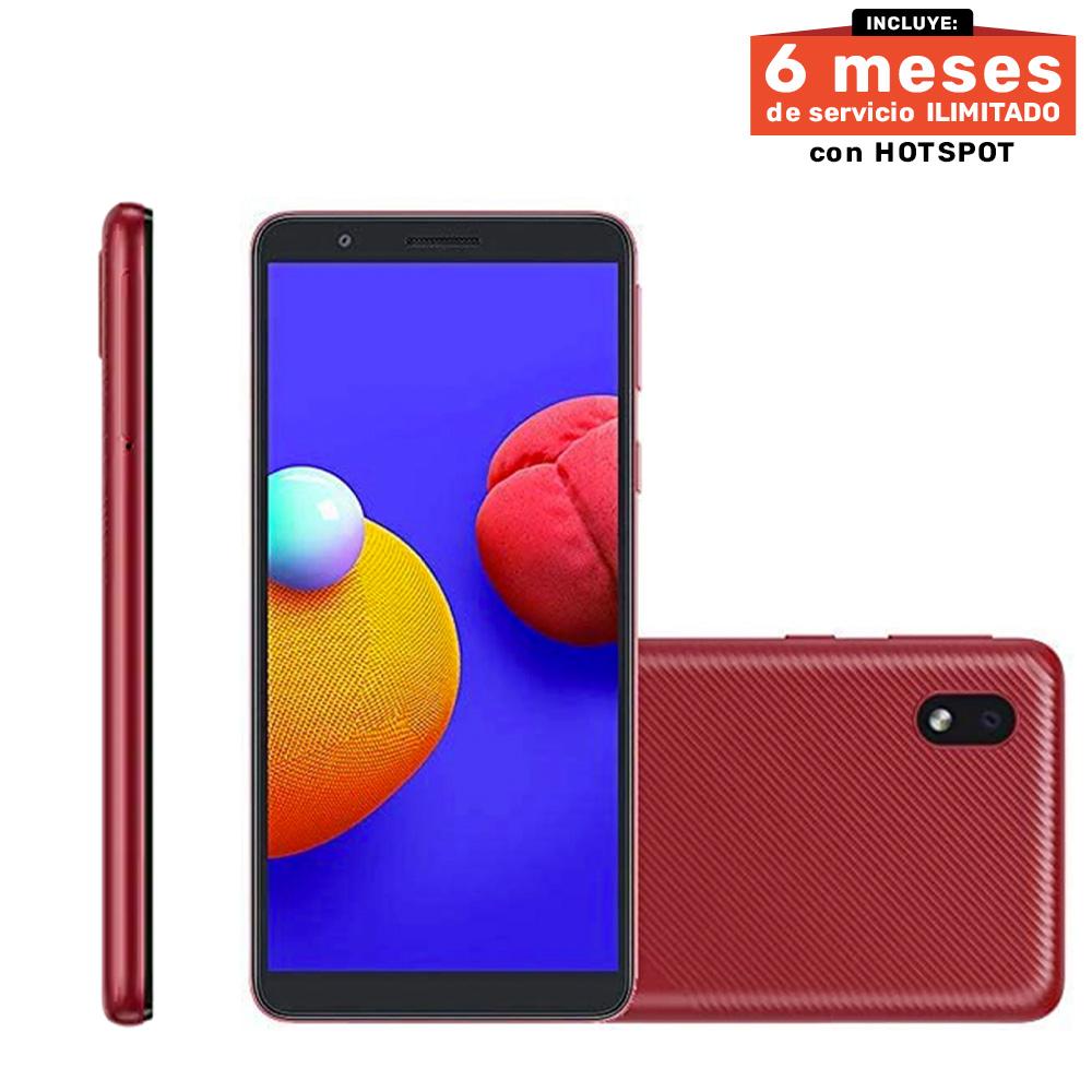 Samsung Galaxy A01 Core 16 GB Rojo