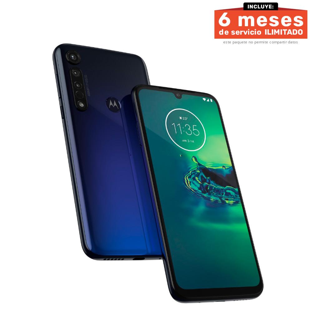 Motorola G8 Azul