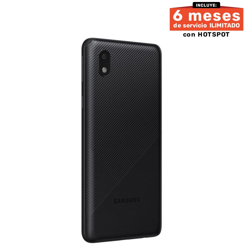 Samsung Galaxy A01 Core negro